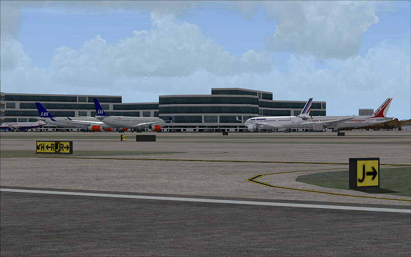 FSX ZINERTEK Ultimate Airport Environment X