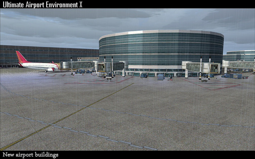 zinertek airport environment